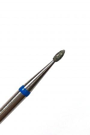 ראש מניקור – טיפה קטנה 0.14 (כחול) תוצרת רוסיה