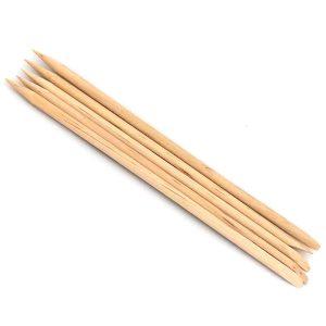 5 מקלוני עץ לתיקון נזילות בג'ל