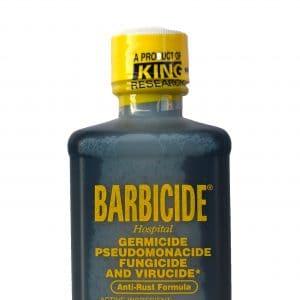 ברבסייד – חומר לחיטוי כלים Barbicide 473ml