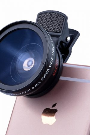 עדשת מאקרו איכותית לצילום מושלם – Wide Angle & Macro