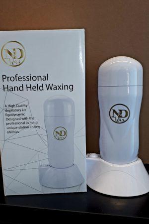 מחמם שעווה רולר N&D – Hand Held Waxing + אחריות יבואן לשנה