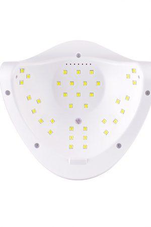 מנורת ייבוש ג'ל  48W Super Sun LED/UV X5 Plus המקורית! + אחריות יבואן לשנה