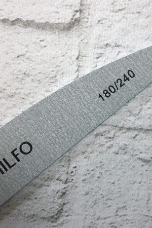 פצירה איכותית 180/240 קומילפו – Komilfo Professional Nail file