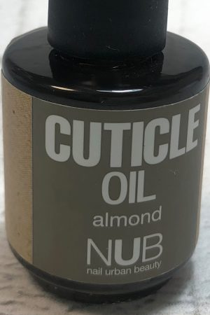 שמן הזנה לקוטיקולה NUB בניחוח שקדים ממכר Almond Cuticle Oil