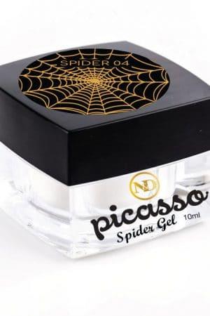 ספיידר ג'ל זהב – Picasso Spider Gel (לציור פסים גיאומטריים)