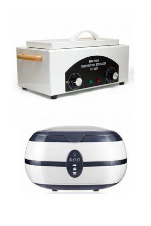 מבצע אולטרה סוניק לחיטוי כלי עבודה + תנור עיקור מקצועי – אחריות יבואן לשנה (משלוח עד הבית חינם)