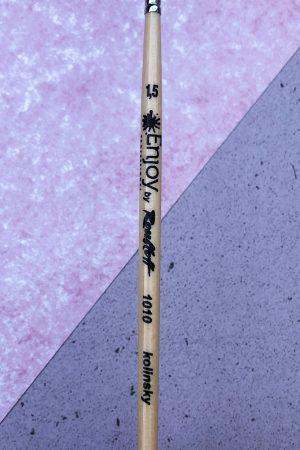 מכחול ציפורניים איכותי לציור – גודל 1.5 רובלוף (שיער קולינסקי) Proffesional Brush Roubloff