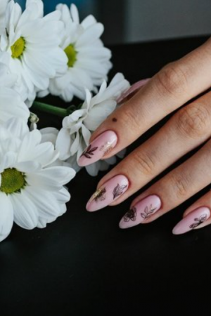 מדבקות מיוחדות לעיצוב ציפורניים – סליידר IBDI Nails AIR FOIL13